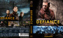 Defiance - Unbeugsam (2008) R2 German Blu-Ray Covers & Label