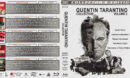 Quentin Tarantino Collection - Volume 2 R1 Custom Blu-Ray Cover