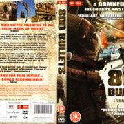 800 BULLETS (2002) R2 DVD COVER & LABEL