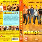 BEAR CITY (2010) R2 DVD COVER & LABEL