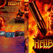 Hellboy (2019) R1 Custom DVD Cover