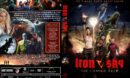 Iron Sky: The Coming Race (2019) R1 Custom DVD Cover