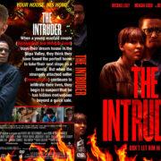 The Intruder (2019) R1 Custom DVD Cover