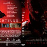 Brightburn (2019) R0 Custom DVD Cover