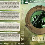 Godzilla Collection R1 Custom DVD Cover