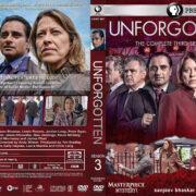 Unforgotten – Season 3 (2018) R1 Custom DVD Cover & Labels