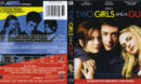 Two Girls And A Guy (1998) R1 BLU-RAY COVER & LABEL