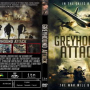 Greyhound Attack (2019) R0 Custom DVD COVER