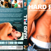 HARD PILL (2005) R2 GERMAN DVD Cover & Label