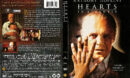 HEARTS OF ATLANTIS (2001) R1 DVD COVER & LABEL