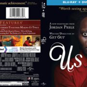 Us (2019) R1 Blu-Ray Cover