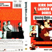 YOUNG MAN WITH A HORN (1949) R1 DVD COVER & LABEL