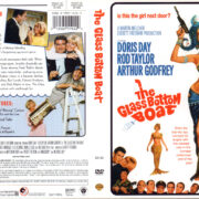 THE GLASS BOTTOM BOAT (1966) R1 DVD COVER & LABEL
