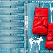Kickboxer Collection R1 Custom DVD Cover