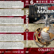 The Marine Collection R1 Custom DVD Cover