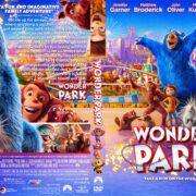 Wonder Park (2019) R1 Custom DVD Cover