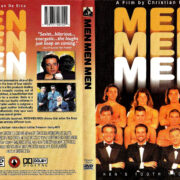 MEN MEN MEN (1996) R1 DVD COVER & LABEL