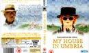 MY HOUSE IN UMBRIA (2003) R1 DVD COVER & LABEL