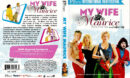 MY WIFE MAURICE (2002) R1 DVD COVER & LABEL