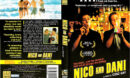 NICO AND DANI (2000) R1 DVD COVER & LABEL