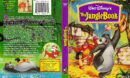 THE JUNGLE BOOK (1967) R1 DVD COVER & LABEL