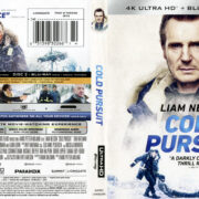Cold Pursuit (2019) R1 4K UHD Blu-Ray Cover