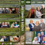 Last Tango in Halifax – Seasons 1-3 (2013-2015) R1 Custom DVD Cover & Labels