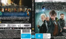 Fantastic Beasts: The Crimes Of Grindelwald (2018) R4 4K UHD Cover & Labels