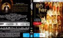 Harry Potter And The Half-Blood Prince (2009) R4 4K UHD Cover & Labels