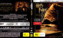 Harry Potter And The Philosopher's Stone (2001) R4 4K UHD Cover & labels