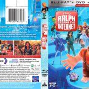 Ralph Breaks the Internet (2018) R1 Custom Blu-Ray Cover