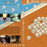 The ABCs of Death Double Feature R1 Custom DVD Cover