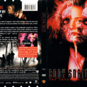BODY SNATCHERS (1993) R1 DVD Cover & label