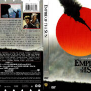 EMPIRE OF THE SUN (1987) R1 DVD COVER & LABELS