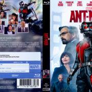Ant-Man (2015) R2 German Custom Blu-Ray Covers