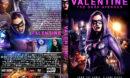 Valentine: The Dark Avenger (2019) R1 Custom DVD Cover