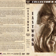 Clint Eastwood: Director's Collection - Volume 5 R1 Custom DVD Cover