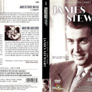 JAMES STEWART - MADE FOR EACH OTHER (1939) R1 DVD COVER & LABEL