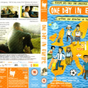 ONE DAY IN EUROPE (2005) R2 DVD COVER & LABEL