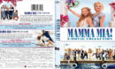 Mamma Mia! Collection (2018) R1 Blu-Ray Cover