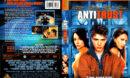 ANTITRUST (2000) R1 DVD COVER & LABEL