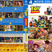 Toy Story Collection R1 Custom DVD Cover