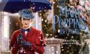 Mary Poppins Returns R1 Custom DVD label