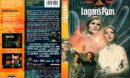 LOGAN'S RUN (1976) R1 DVD COVER & LABEL