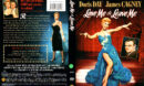 LOVE ME OR LEAVE ME (1955) R1 DVD COVER & LABEL