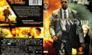 MAN ON FIRE (2004) R1 DVD COVER & LABEL