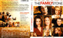 THE FAMILY STONE (2005) R1 DVD COVER & LABEL