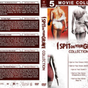 I Spit on Your Grave Collection R1 Custom DVD Cover