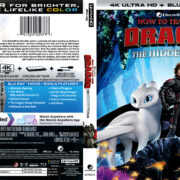 How To Train Your Dragon: The Hidden World (2019) R1 4K UHD Cover