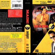 MADE & SWINGERS (2001) R1 DVD COVER & LABELS